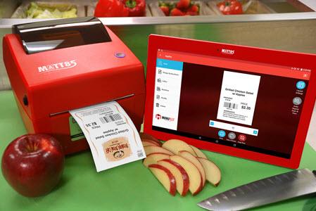 Food Labeling System Revolutionizes